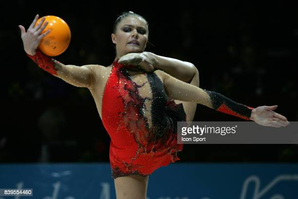 Alina KABAEVA Internationaux de Gymnastique Rythmique et Sportive de Thiais 2006