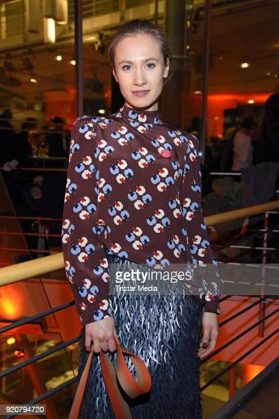 Alina Levshin attends the ARTE Reception at the 68th Berlinale International Film Festival on February 19 2018 in Berlin Germany