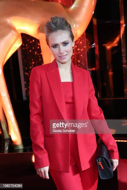 Alina Levshin during the Bambi Awards 2018 Arrivals at Stage Theater on November 16 2018 in Berlin Germany