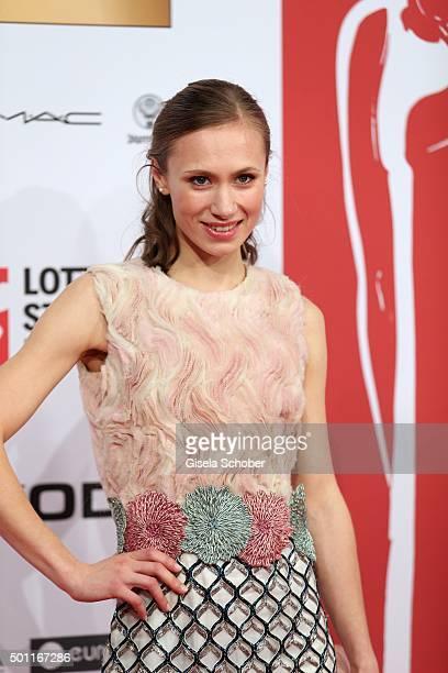 Alina Levshin during the European Film Awards 2015 at Haus Der Berliner Festspiele on December 12 2015 in Berlin Germany