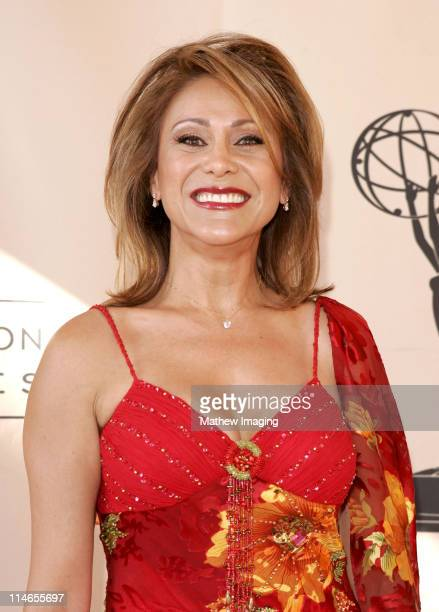 Alina Rosario during 57th Annual Los Angeles Area Emmy Awards Arrivals Reception at Leonard H Goldenson Theatre in North Hollywood California United...