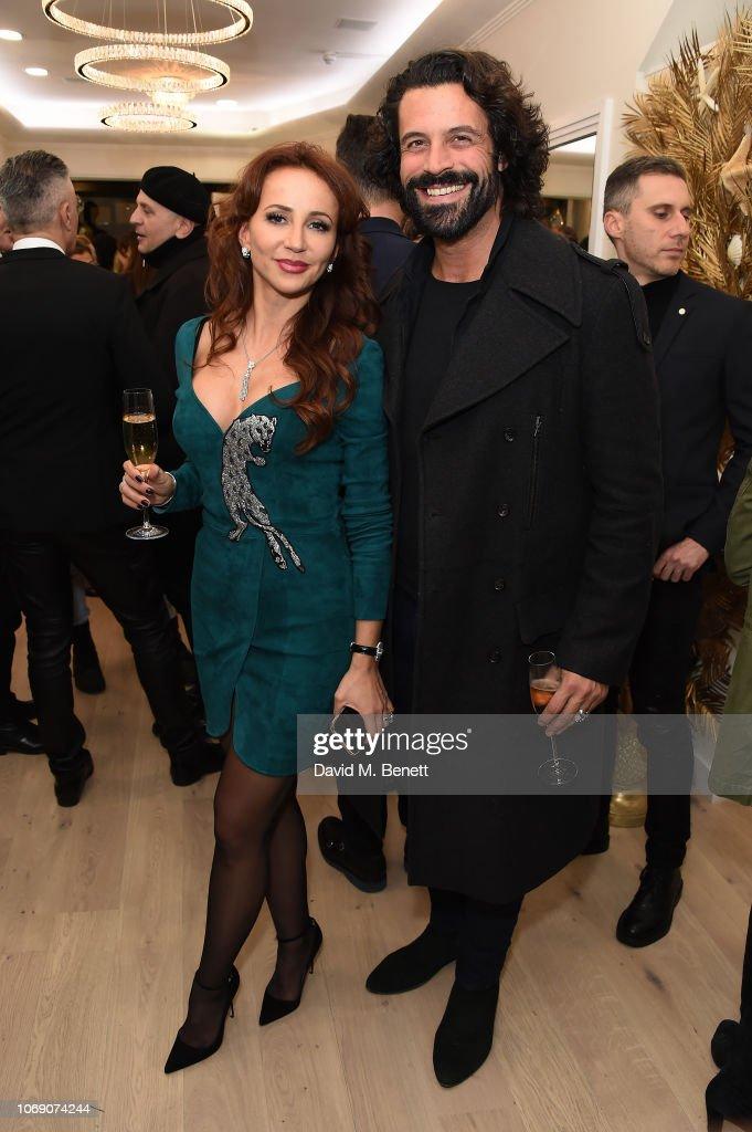Fashion Joint Launch Party - Jitrois X Alina London Collaboration : News Photo