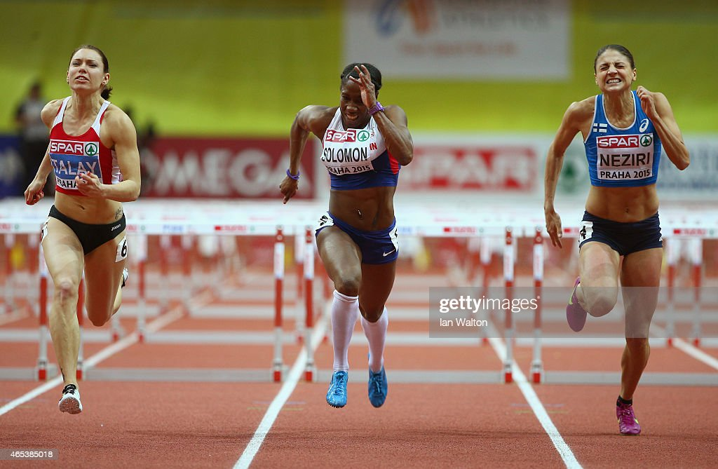 2015 European Athletics Indoor Championships - Day One : News Photo