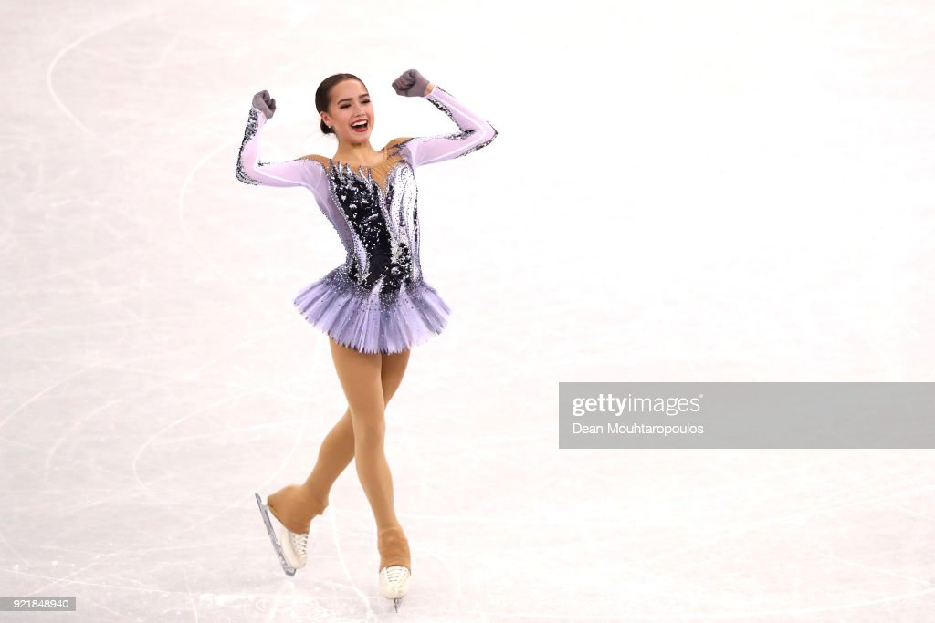 Figure Skating - Winter Olympics Day 12 : Foto jornalística