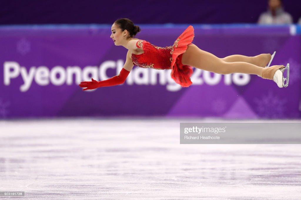 Figure Skating - Winter Olympics Day 14 : Fotografía de noticias
