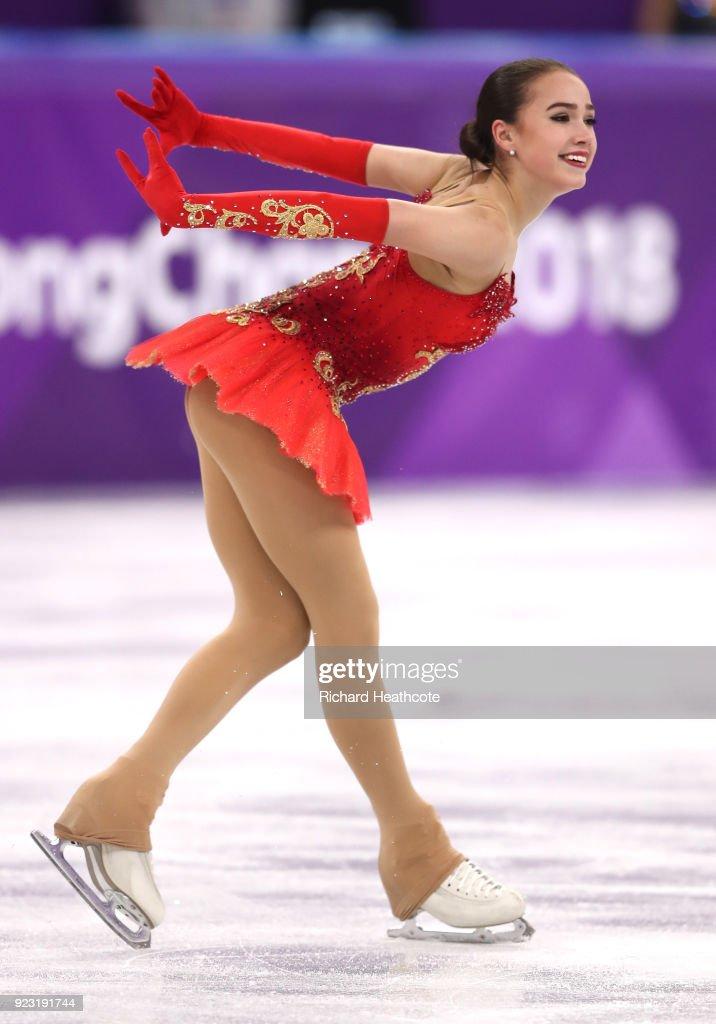 Figure Skating - Winter Olympics Day 14 : Nachrichtenfoto