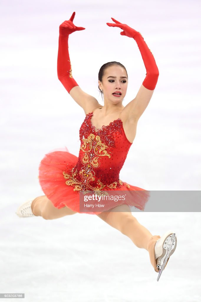 Figure Skating - Winter Olympics Day 14 : News Photo