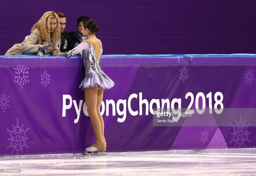 Figure Skating - Winter Olympics Day 12 : ニュース写真
