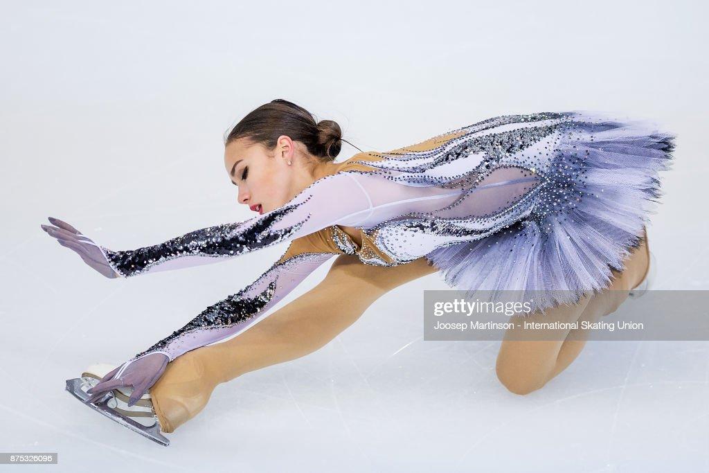 ISU Grand Prix of Figure Skating - Grenoble : News Photo