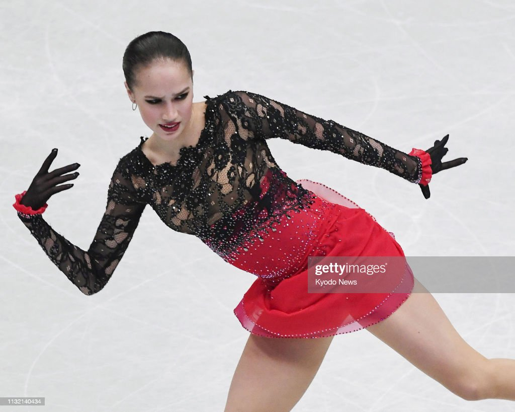 World figure skating championships : ニュース写真