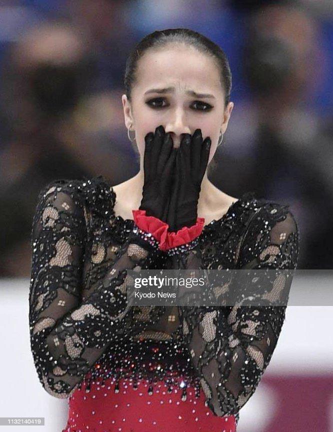 World figure skating championships : News Photo