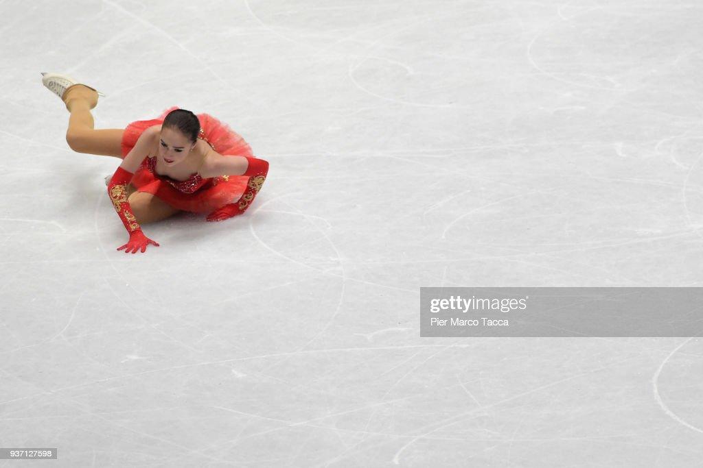 World Figure Skating Championships in Milano : ニュース写真