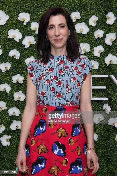 Aline Brosh McKenna attends 'CBS Hosts The EYEspeak Summit' at Pacific Design Center on March 14 2018 in West Hollywood California