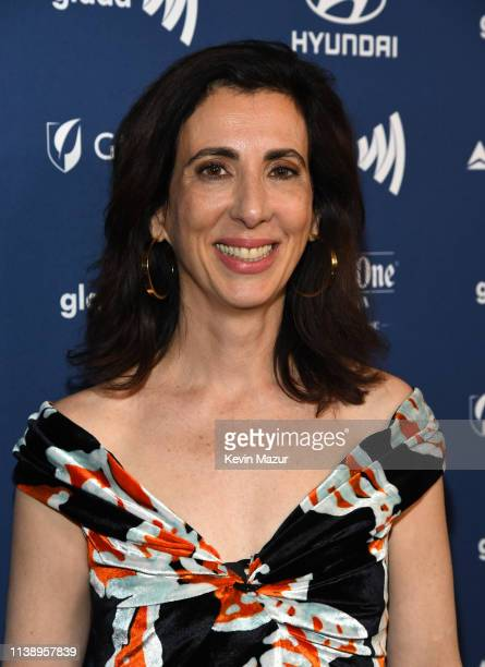 Aline Brosh McKenna attends the 30th Annual GLAAD Media Awards Los Angeles at The Beverly Hilton Hotel on March 28, 2019 in Beverly Hills, California.