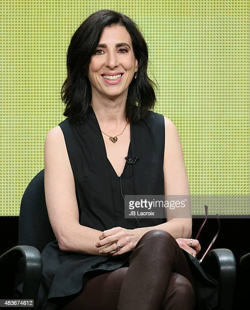 Aline Brosh McKenna attends the CBS, CW and Showtime 2015 Summer TCA panels on August 11, 2015 in Beverly Hills, California.