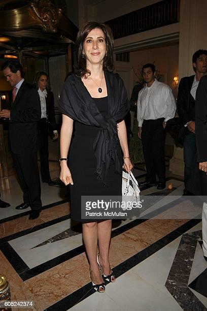 Aline Brosh McKenna attends Twentieth Century Fox presents THE DEVIL WEARS PRADA Dinner and Private Auction hosted by the St. Regis Hotel with Meryl...