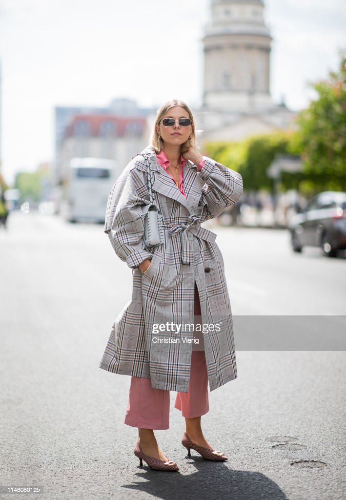 DEU: Street Style - Berlin - May 08, 2019