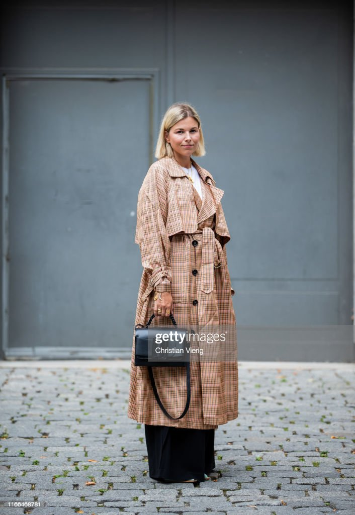 Street Style - Berlin - August 5, 2019 : News Photo