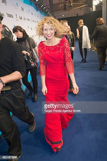 Aline von Drateln attends the Mira Award 2015 at Station on January 29 2015 in Berlin Germany