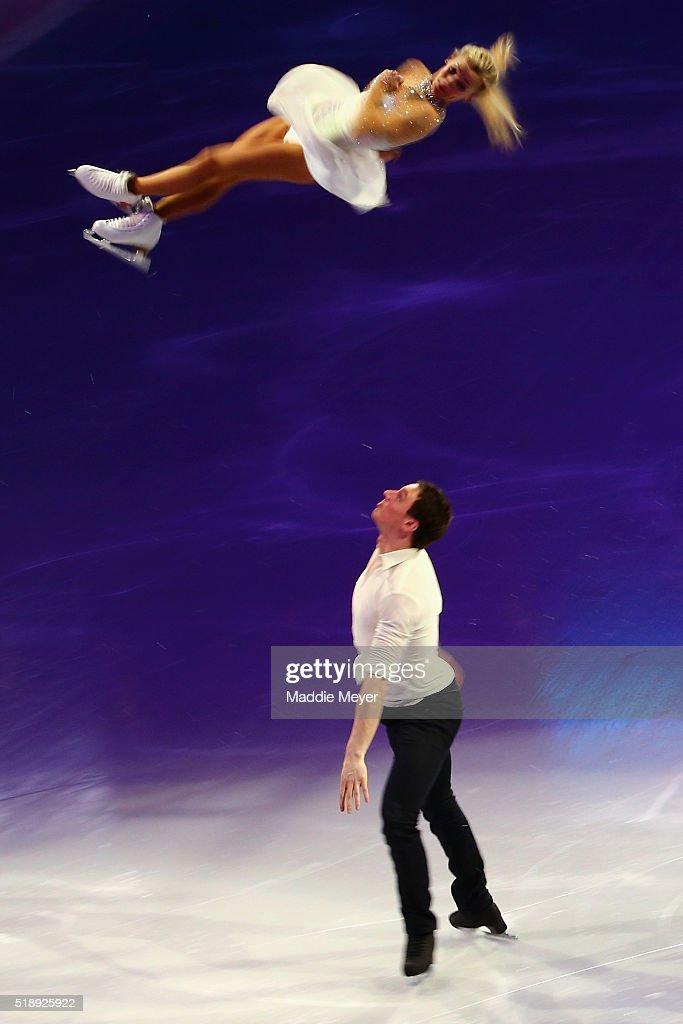 ISU World Figure Skating Championships 2016 - Day 7 : News Photo