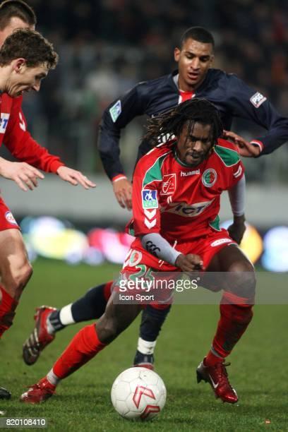 Aliou CISSE Sedan / PSG 27e journee Ligue 1