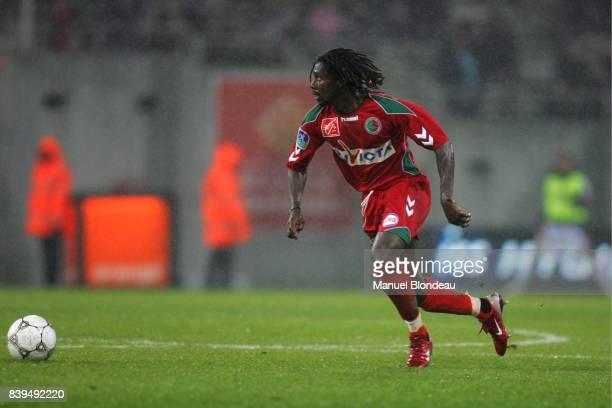 Aliou CISSE Toulouse / Sedan 13e Journee Ligue 1
