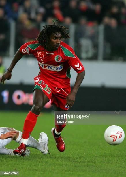 Aliou CISSE Sedan / Lyon 14eme journee de Ligue 1 Photo Dave Winter / Icon Sport