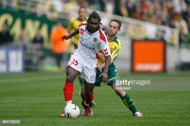 Aliou CISSE Nantes / Sedan 30eme Journee de Ligue 1