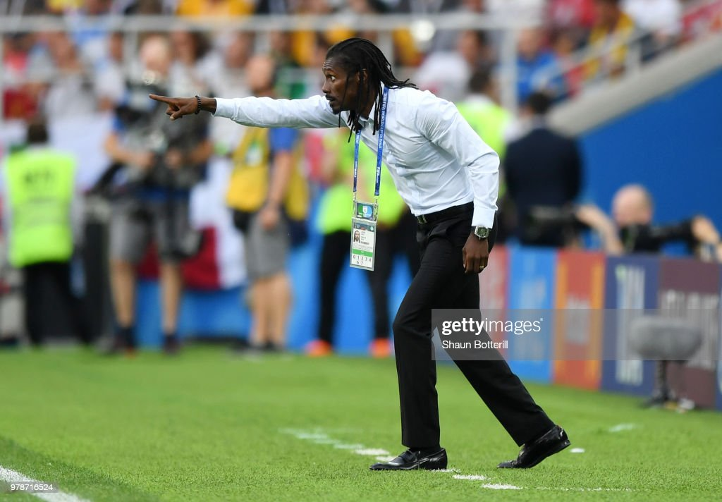Poland v Senegal: Group H - 2018 FIFA World Cup Russia : ニュース写真