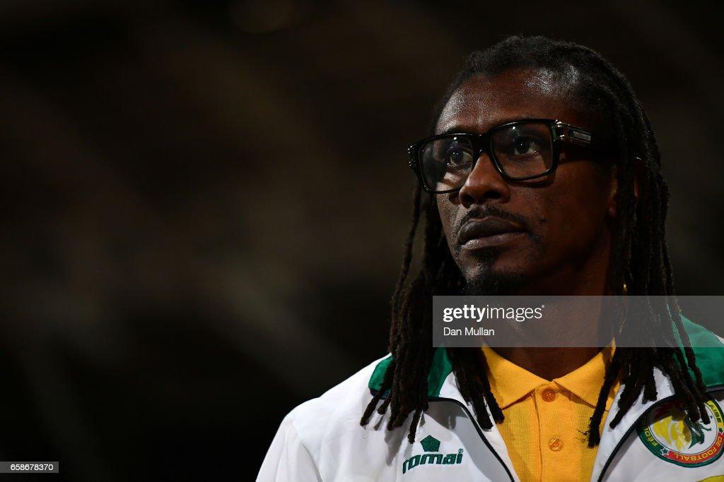 Ivory Coast v Senegal - International Friendly : ニュース写真