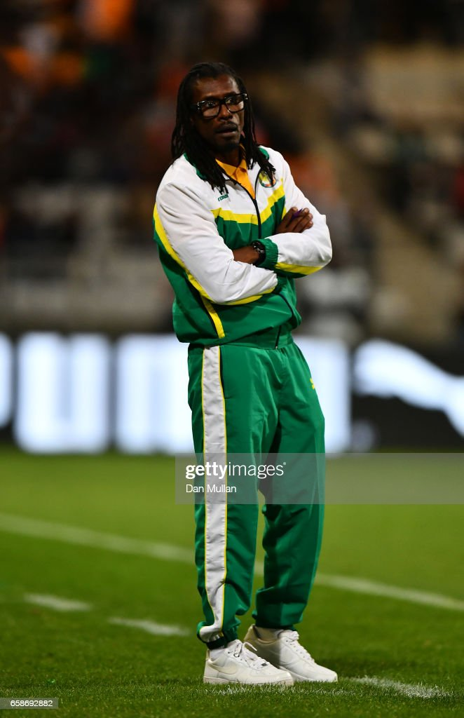 Ivory Coast v Senegal - International Friendly : ニュース写真