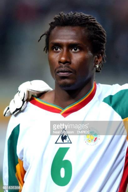 Aliou Cisse Senegal