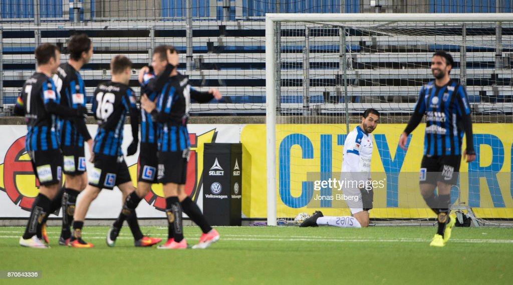 Athletic FC Eskilstuna v IK Sirius FK - Allsvenskan