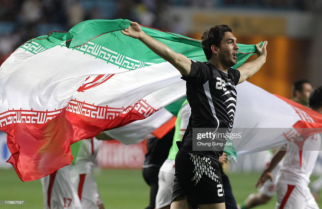 South Korea v Iran - FIFA World Cup Qualifier : News Photo