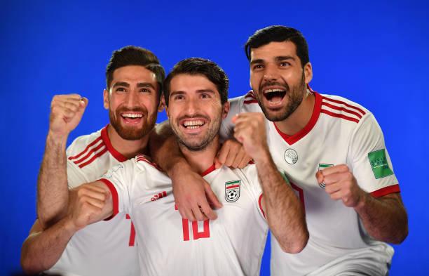 RUS: Iran Portraits - 2018 FIFA World Cup Russia