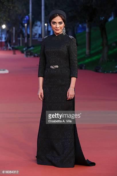 Alireza Ostadi walks a red carpet for 'Javdanegi - Immortality' during the 11th Rome Film Festival at Auditorium Parco Della Musica on October 21,...