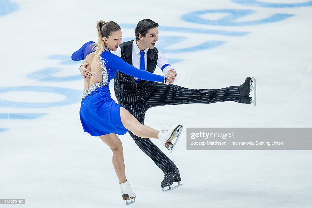 ISU Grand Prix of Figure Skating - Moscow Day 1
