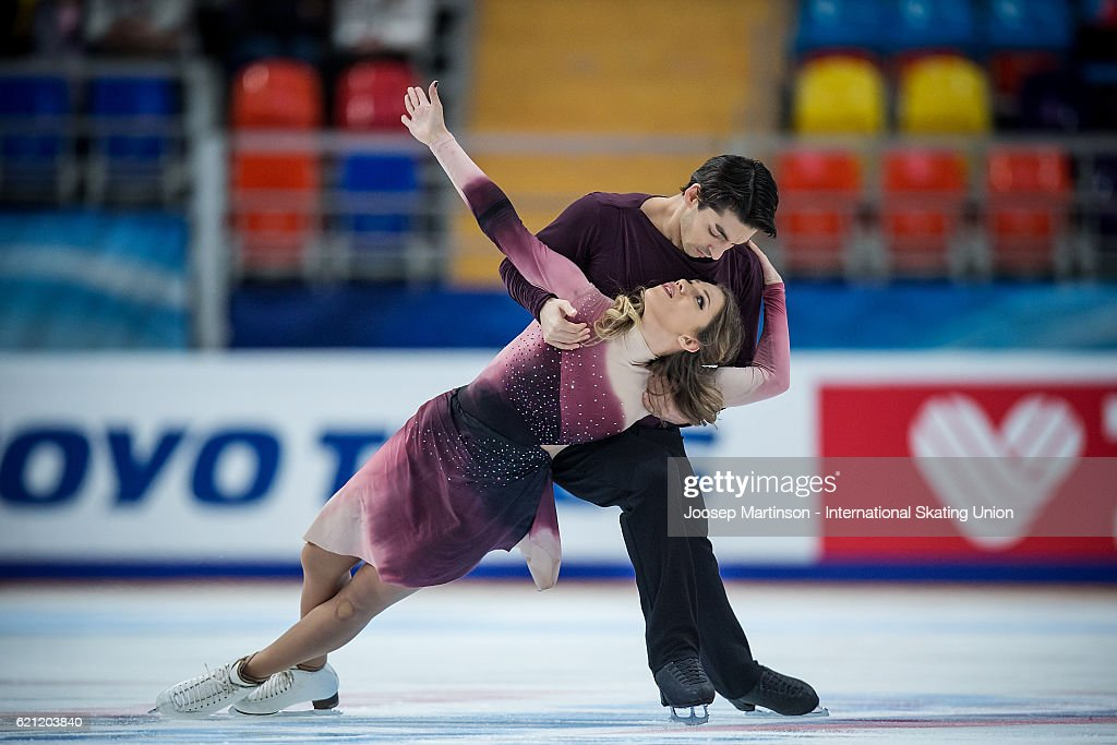 ISU Grand Prix of Figure Skating - Moscow Day 2