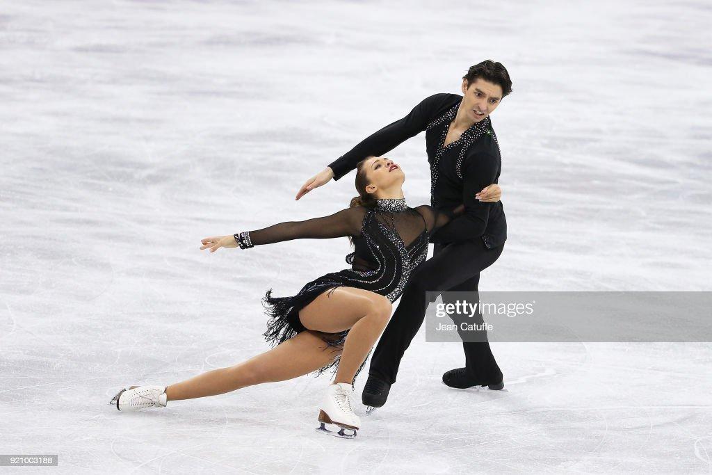 Figure Skating - Winter Olympics Day 10 : Nachrichtenfoto