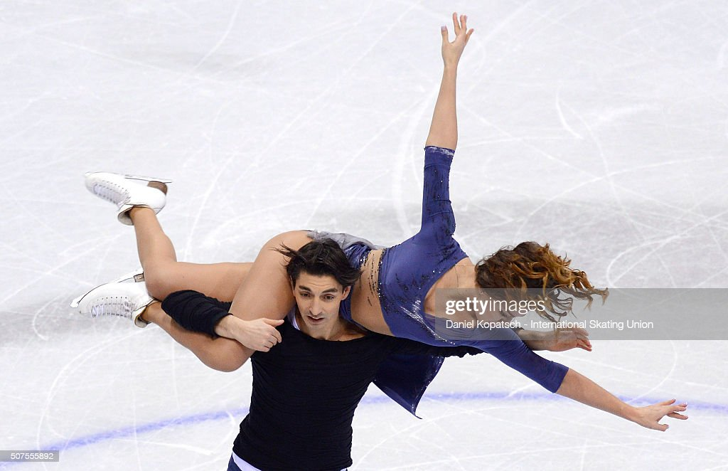 European Figure Skating Championships 2016  - Day 4