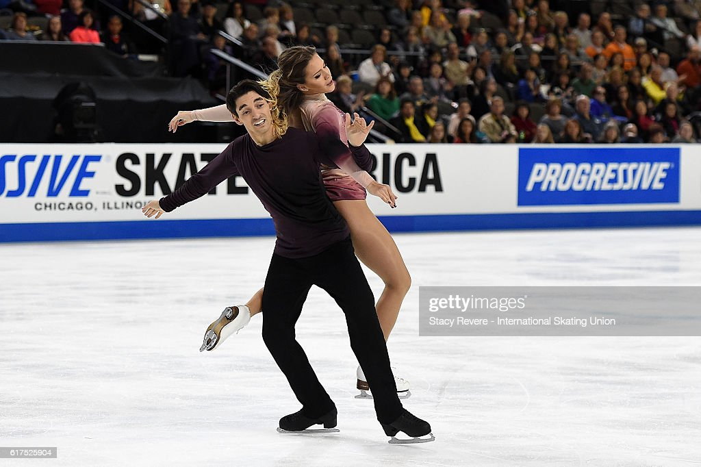 ISU Grand Prix of Figure Skating - Chicago Day 3