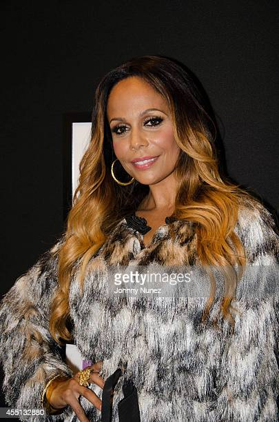 Alisa Maria attends Angela Simmons' Back To The Basics fashion show during Style360 Spring 2015 Fashion Week on September 9 2014 in New York City