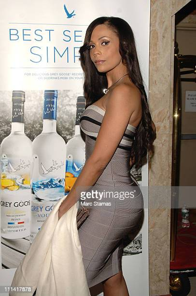 Alisa Maria attends Coco's Birthday Bash at Nikki Beach on April 1 2011 in New York City