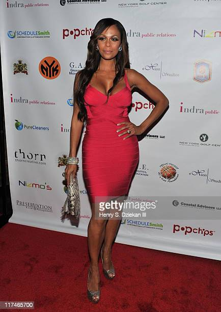 Alisa Maria attends the 2011 All 4 Kids Foundation dinner party at The Ainsworth on June 26 2011 in New York City