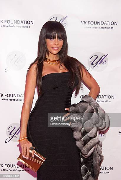 Alisa Maria attends the 2012 YK Foundation Event at the Westmount Country Club on January 31 2012 in West Paterson New Jersey