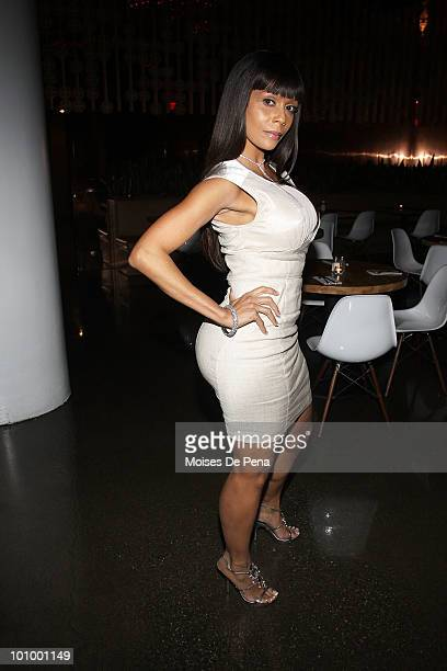 Alisa Maria attends the opening of Tuesday Socials at the Hudson Eatery on May 25 2010 in New York City