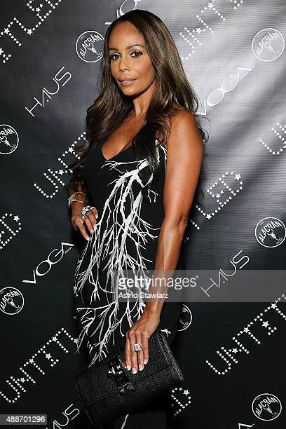 Alisa Maria attends The Untitled Magazine Celebrates The #GirlPower Issue at Haus on September 16 2015 in New York City
