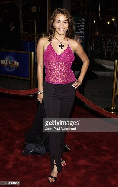 Alisa Reyes during 'Empire Premiere' Los Angeles at Universal Citywalk Cinemas in Universal City California United States