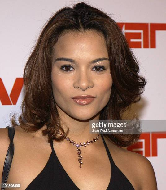 Alisa Reyes during Ivar Nightclub Grand Opening Party at Ivar Nightclub in Hollywood California United States