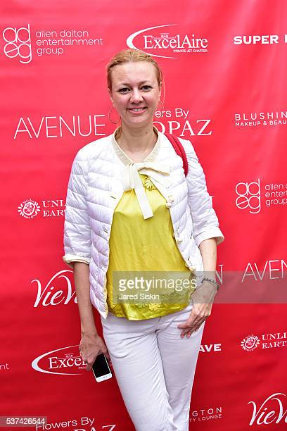 Alisa Roever attends AVENUE On The Beach Kicks Off Summer 2016 at Kozu on May 29 2016 in Southampton NY